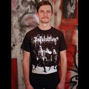 Image of INQUISITION &quot;HELL&quot; SHIRT