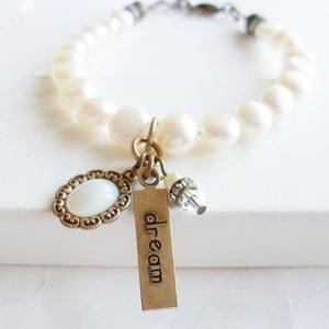 Image of Truly Dream Charm Bracelet