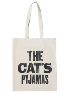 The Cat's Pyjamas Tote