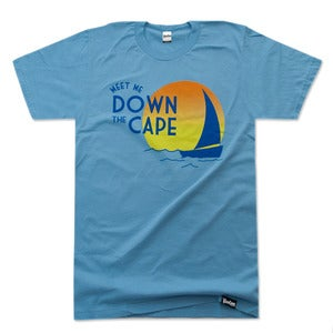 Image of Down The Cape : Mens