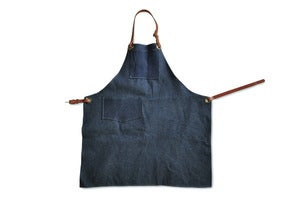 Image of Shop Apron (Blue Denim)
