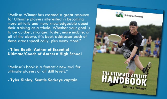 Image of The Ultimate Athlete Handbook