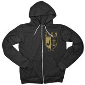 Image of Zion Crest - Zip Hoody
