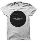 Image of Luke Leighfield | New Season T-shirt | Black (LADIES' LARGE ONLY)