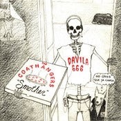 "Image of The Coathangers & Davila 666, ""Smother"" 7"""