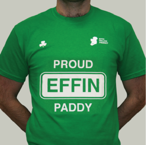 Image of Proud EFFIN Paddy