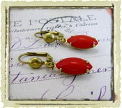 Jewelry: &quot;Vintage Red&quot;