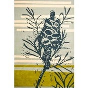 Image of old man banksia rug