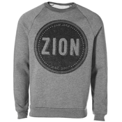 Image of We Are Zion - Crewneck Sweatshirt PRE-ORDER