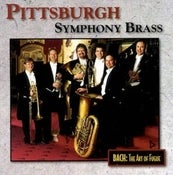 Image of Bach:  The Art of Fugue-- Pittsburgh Symphony Brass