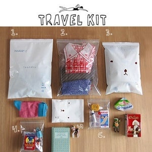Image of Travel kit