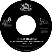Image of KOTB 0007 FRED BEANZ - ULTRAMAGNETIC FOUNDATION