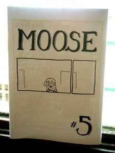 Image of Moose #5