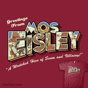 Image of Greetings from Mos Eisley