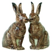 Image of HARE SALT & PEPPER SHAKERS