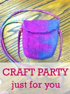 Image of CRAFT PARTY just for you