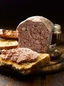 Image of Towy Valley Wild Venison & Hazelnut Terrine