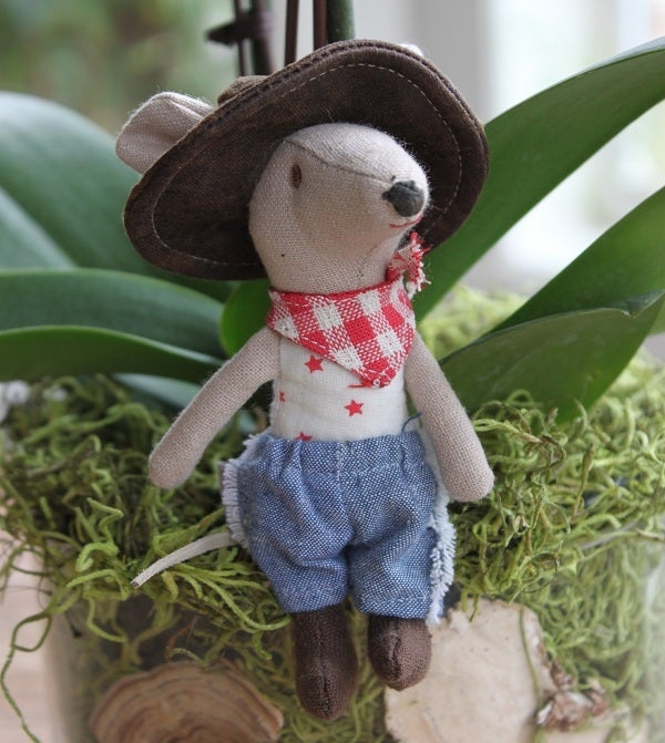 Image of Cowboy Mouse