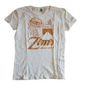 Image of Super limited Zim's tees!!!!!