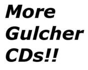 Image of More Gulcher CDs