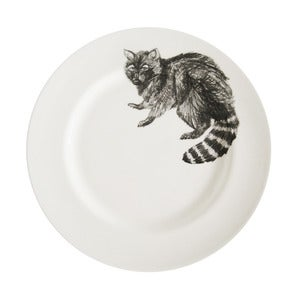 Image of Raccoon Side Plate [Limited Edition]