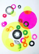 Image of Fluoro 3 screenprint
