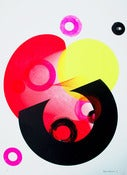 Image of Fluoro 5 screenprint