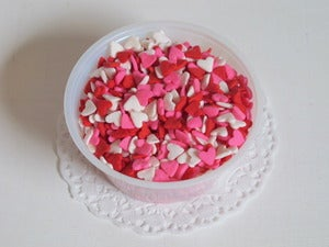 Image of Heart Cupcake Sprinkles