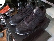 "Image of Air Jordan 3 ""Black Flips"""