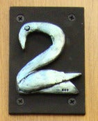 Image of House Number - Two - Swan