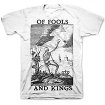 Image of OF FOOLS AND KINGS shirt