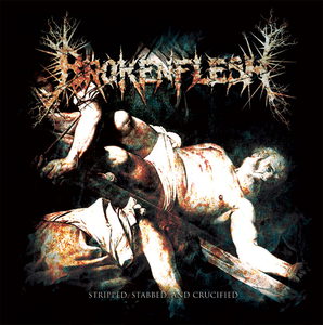 "Image of ""Stripped, Stabbed, And Crucified"" EP - 2012"