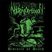 Image of NEKROMANTHEON - Divinity Of Death