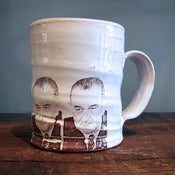 Image of Lyndon B. Johnson Mug by Justin Rothshank