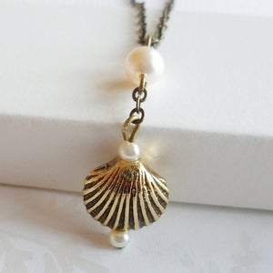Image of Sea Shell Necklace