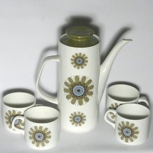 Image of Studio Meakin Coffee Pot Set