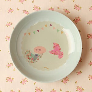 "Image of Flying Birds 9"" Deep Plate"
