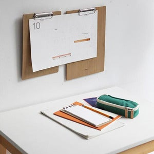 Image of ithinkso Wood File Holder
