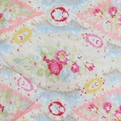Image of Posy Double Eiderdown pink
