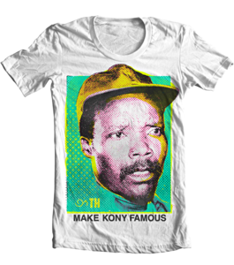 Image of Make Kony Famous Tee