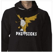 Image of PHZ-Sicks Griffin Hoodie (Black)