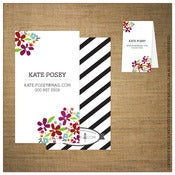 Image of Calling Cards<BR>{Kate's Posies}