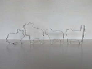 Image of Animal Cookie Cutters