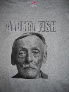 Image of CULT LEADER ALBERT FISH T SHIRT