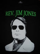 Image of CULT LEADER REV. JIM JONES T SHIRT