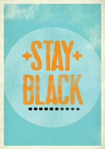 Image of STAY BLACK B gift card