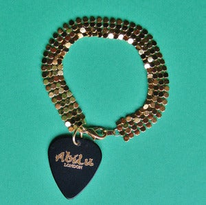 Image of Vintage 80's Plectrum Bracelets (various colours) 20% Off!