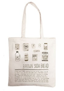 Image of irish soda bread - grocery bag