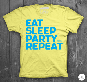 Image of Eat Sleep Party Repeat