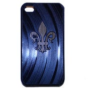 Image of iPhone 4/4S/5 Case - Fleur De Lis 